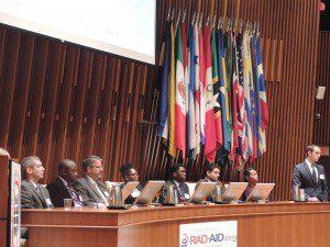 Haiti ghana Malawi Panel