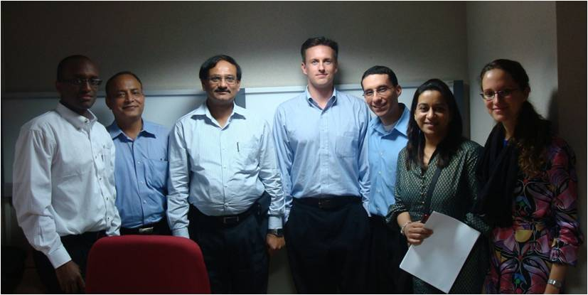 PGI Chandigarh team photo