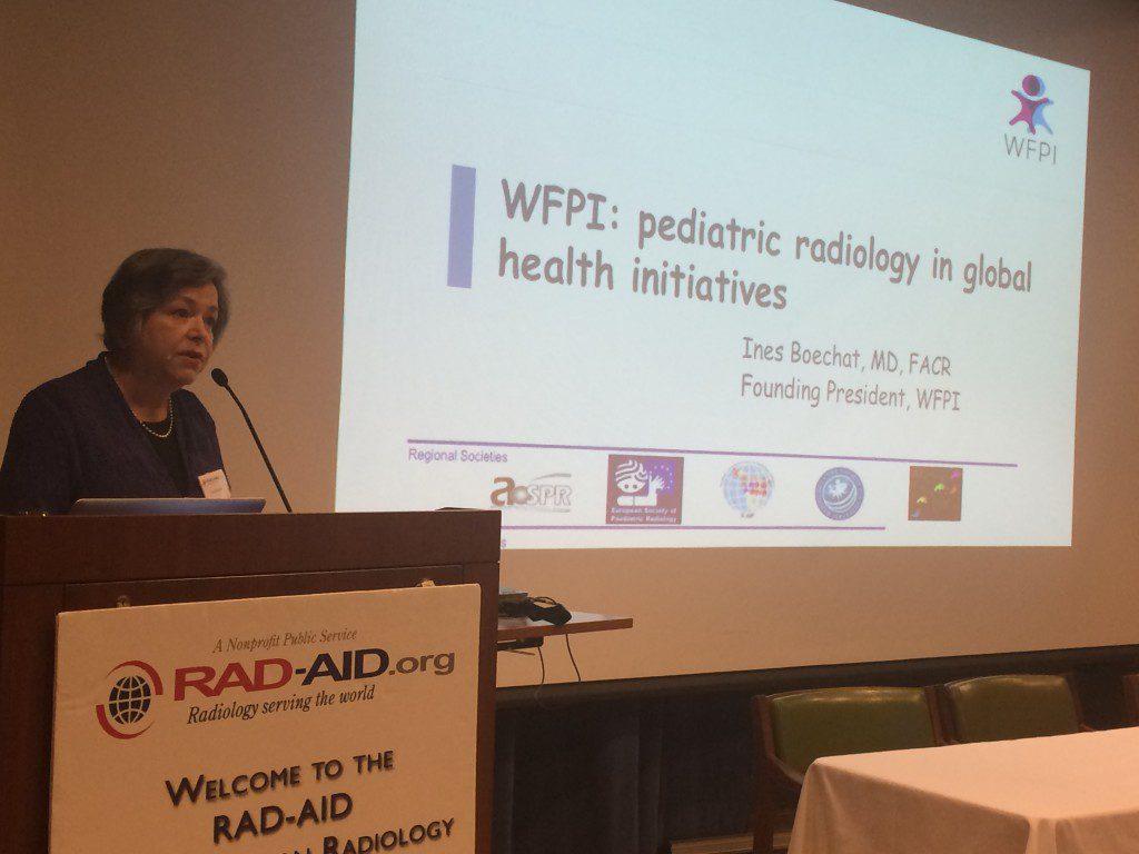 Children's Health outreach for Pediatric Imaging